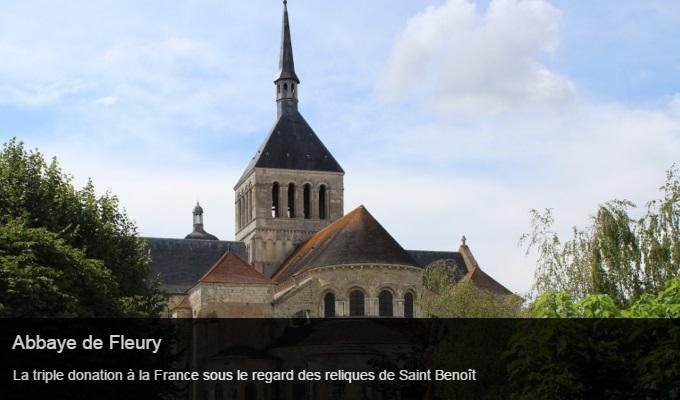 Cliquez sur l'image pour accéder à la fiche sortie de l'abbaye de Fleury