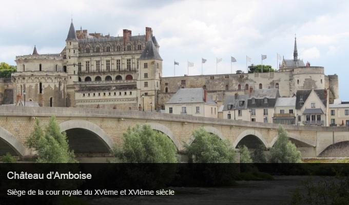 Cliquez sur l'image pour accéder à la fiche sortie du château d'Amboise