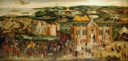 Camp du drap d'or - 1520