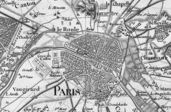 Pour localiser le musée de Cluny, cliquez sur la carte