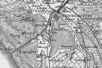 Pour localiser Aigues-Mortes, cliquez sur la carte