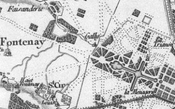 Pour localiser la ferme de Gally, cliquez sur la carte