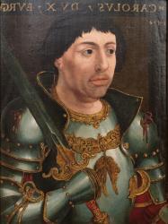 Charles le Téméraire - Duc de Bourgogne - Fils de Philippe le Bon