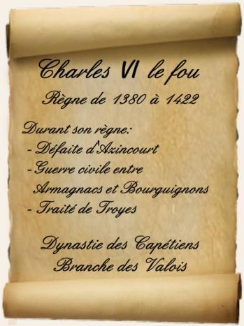 Charles VI le fou