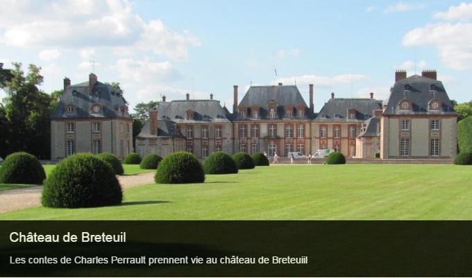 Cliquez sur l'image pour accéder à la fiche sortie du château de Breteuil