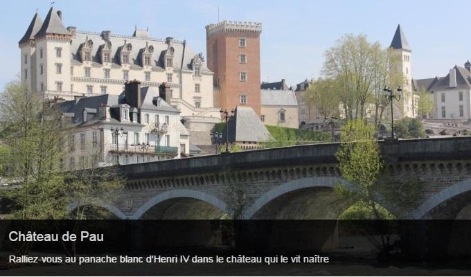 Cliquez sur l'image pour accéder à la fiche sortie du musée Henri IV - château de Pau