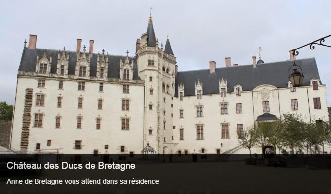 Cliquez sur l'image pour accéder à la fiche sortie du château des Duc de Bretagne