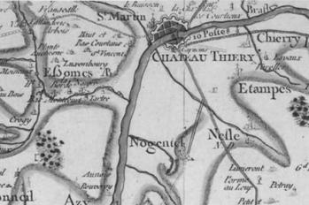 Pour localiser le Musée Jean de la Fontaine, cliquez sur la carte
