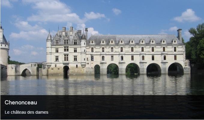 Cliquez sur l'image pour accéder à la fiche sortie du château de Chenonceau