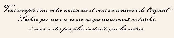 Citation de Charlemagne