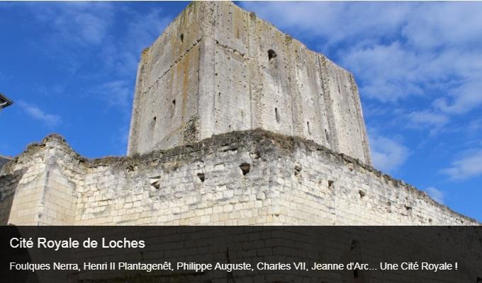Cliquez sur l'image pour accéder à la fiche sortie de la cité Royale de Loches