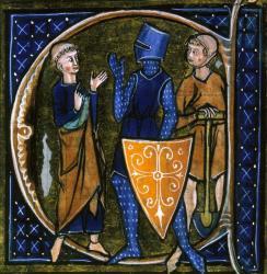 Le Clerc, Le Chevalier, Le Travailleur