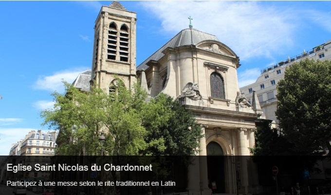 Cliquez sur l'image pour accéder à la fiche sortie de Saint Nicolas du Chardonnet