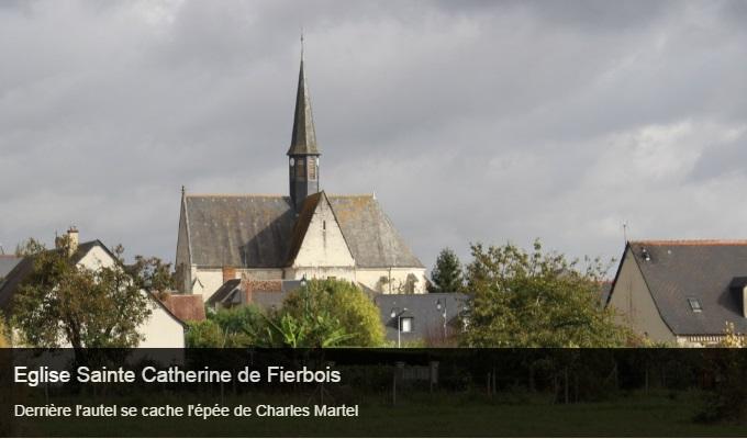 Cliquez sur l'image pour accéder à la fiche sortie de Sainte Catherine de Fierbois