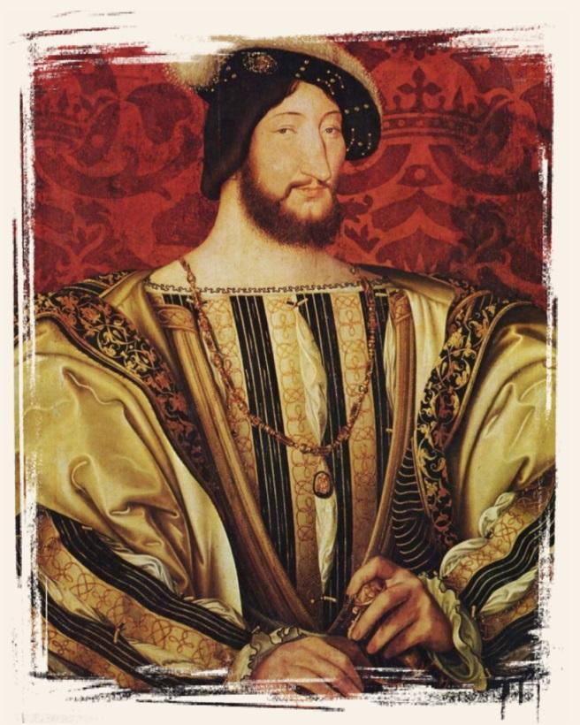 Francois 1er par Jean Clouet