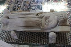 Gisant de Philippe 1er - Abbaye de Fleury - Saint Benoît sur Loire