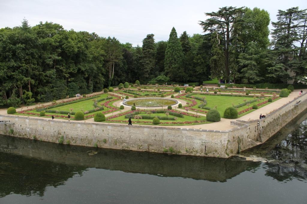 Ch teau de chenonceau for Catherine de jardin
