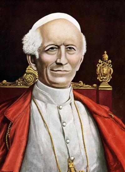 Léon XIII  - Libertas Praestantissimum du 20 juin 1888