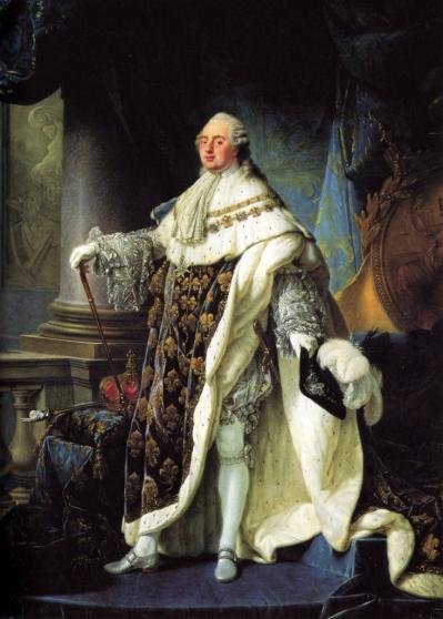Louis XVI par Antoine-François Callet
