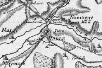 Pour localiser le musée des temps Barbares, cliquez sur la carte