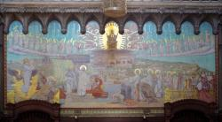 Mosaïque des 47 martyrs - Basilique de Fourvière - Lyon