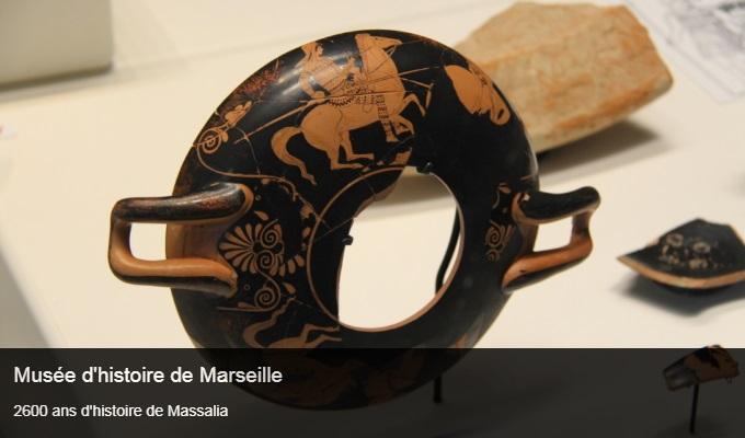 Cliquez sur l'image pour accéder à la fiche sortie du musée d'histoire de Marseille