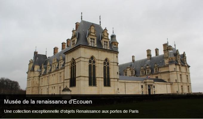 Cliquez sur l'image pour accéder à la fiche sortie du musée de la renaissance d'Ecouen