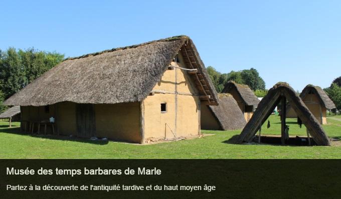 Cliquez sur l'image pour accéder à la fiche sortie du musée des temps barbares de Marle
