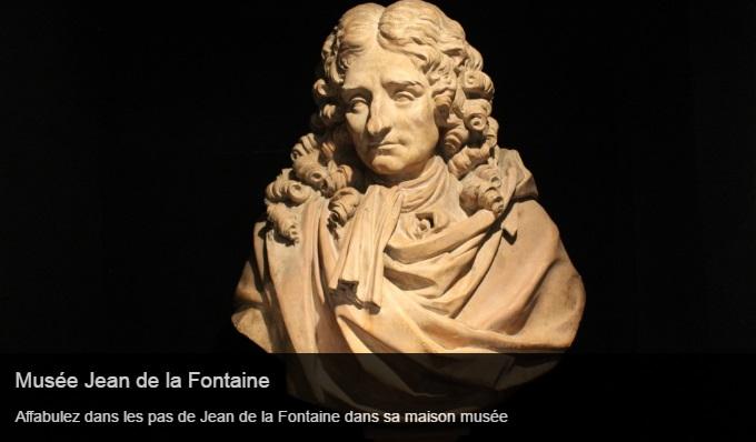 Cliquez sur l'image pour accéder à la fiche sortie du musée Jean de la Fontaine