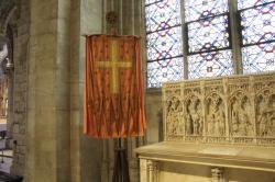 Oriflamme de Saint Denis - Basilique de Saint-Denis