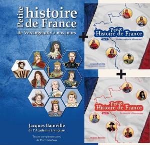 Petite Histoire de France de Jacques Bainville Livre + 2 CD sur le site des éditions Diffusia