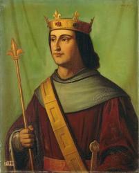 Philippe VI de Valois par Robert Fleury