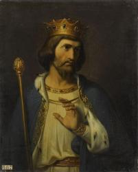 Robert II le Pieux par Merry-Joseph Blondel