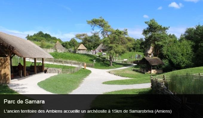 Cliquez sur l'image pour accéder à la fiche sortie du parc de Samara