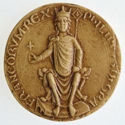Philippus Dei Gratia, Francorum Rex - Philippe par la grâce de Dieu, Roi des Francs