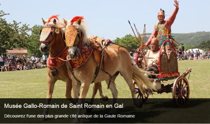 Cliquez sur l'image pour accéder à la fiche sortie du site archéologique de Saint Romain en Gal